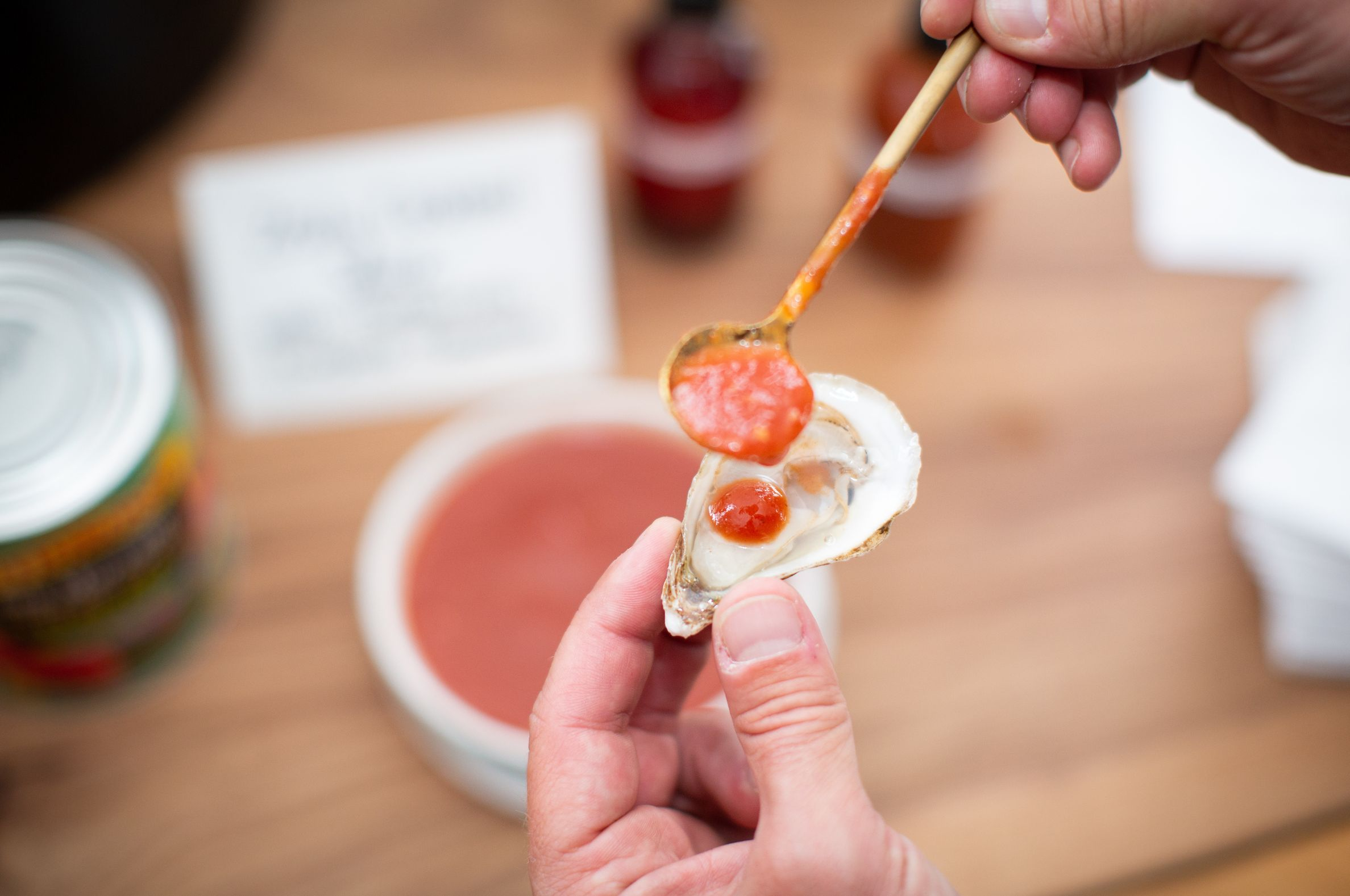 Zesty Cocktail Sauce