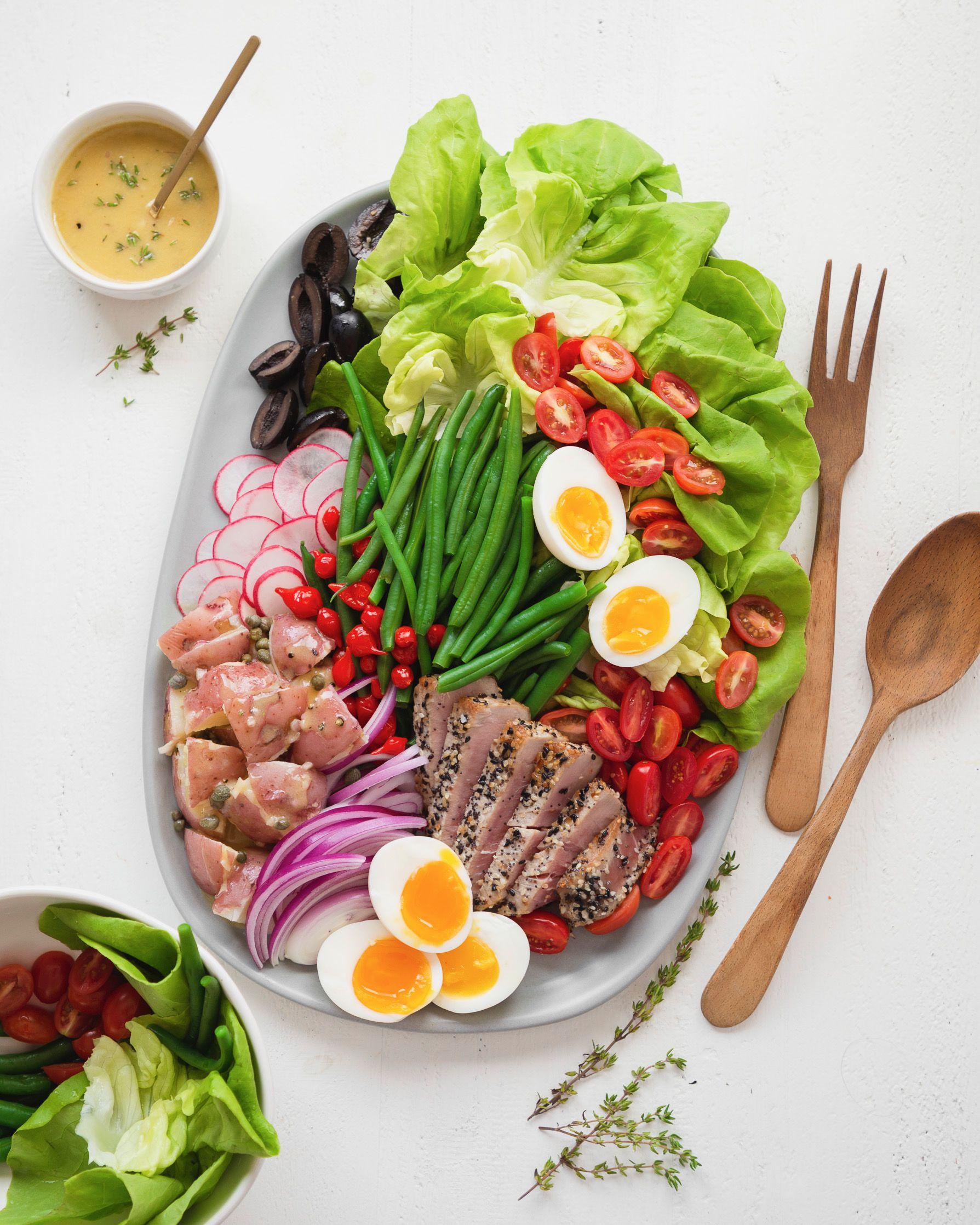Summer Niçoise Salad