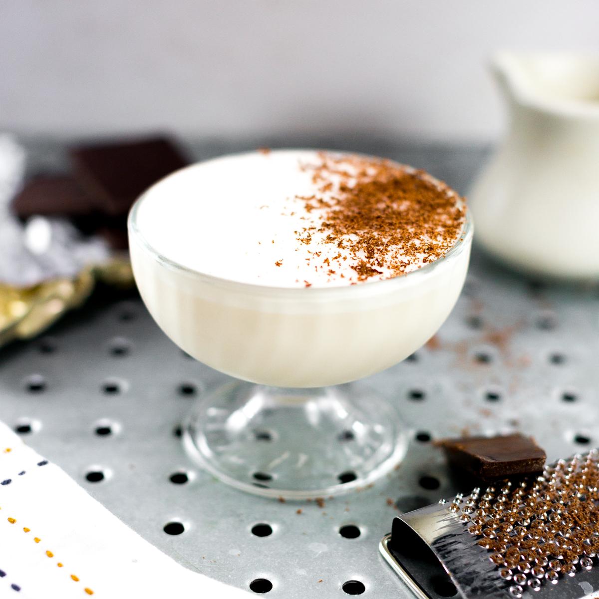 Coffee Vodka Hazelnut Cream