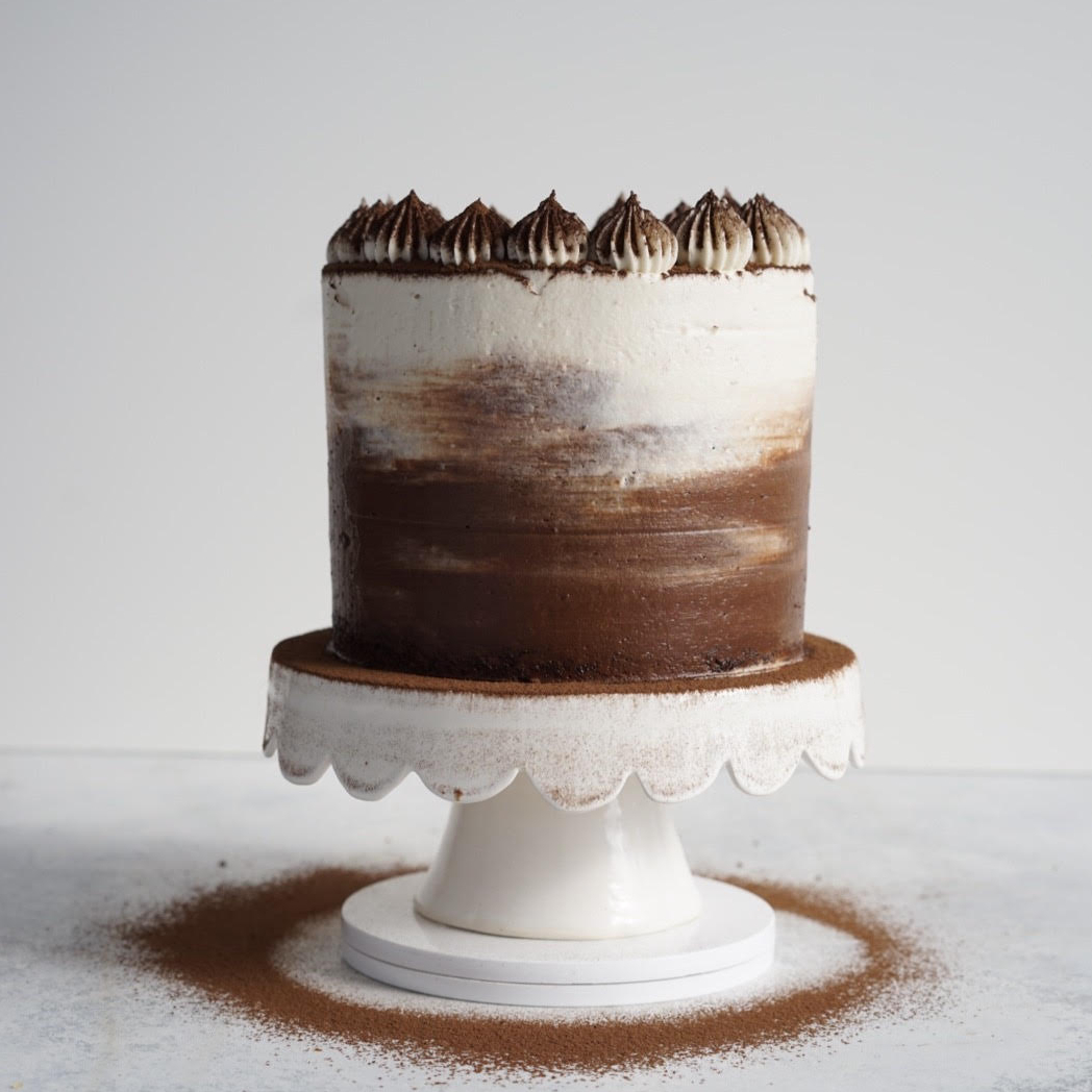 Rustic Layer Cake Recipe