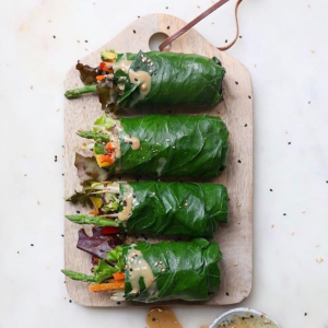 Collard Green VeggieWraps