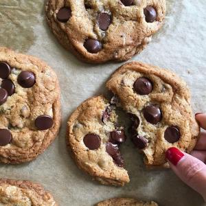 Worlds Best Chocolate Chip Cookie
