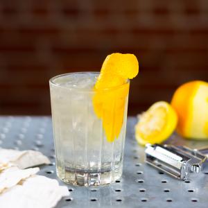 24 Days of Cocktails - Elk Rider Vodka Gingerbread Sour