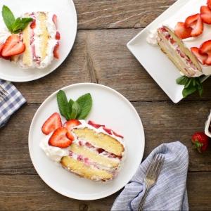 Cake Heavy Cream Recipe