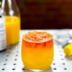 24 Days of Cocktails - Brown Sugar Bourbon 103 Amaretto