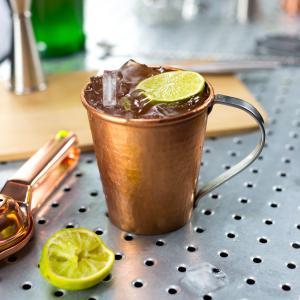 24 Days of Cocktails - Elk Rider Bourbon Whiskey Ginger