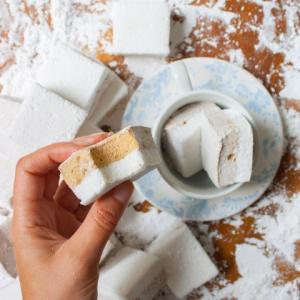 Cappuccino Marshmallows