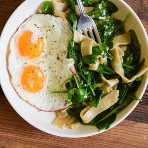 Spinach & Cassava Flour Pasta