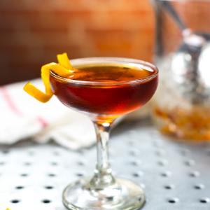 24 Days of Cocktails - Elk Rider Rye Whiskey Ave