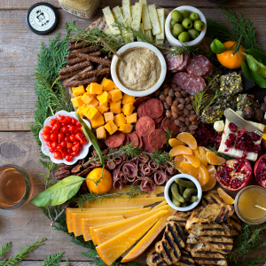 Ultimate Holiday Entertaining Board