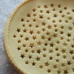 Decorative Apple Pie Crust
