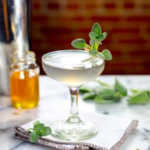 24 Days of Cocktails - Lavender Vodka Garden Martini